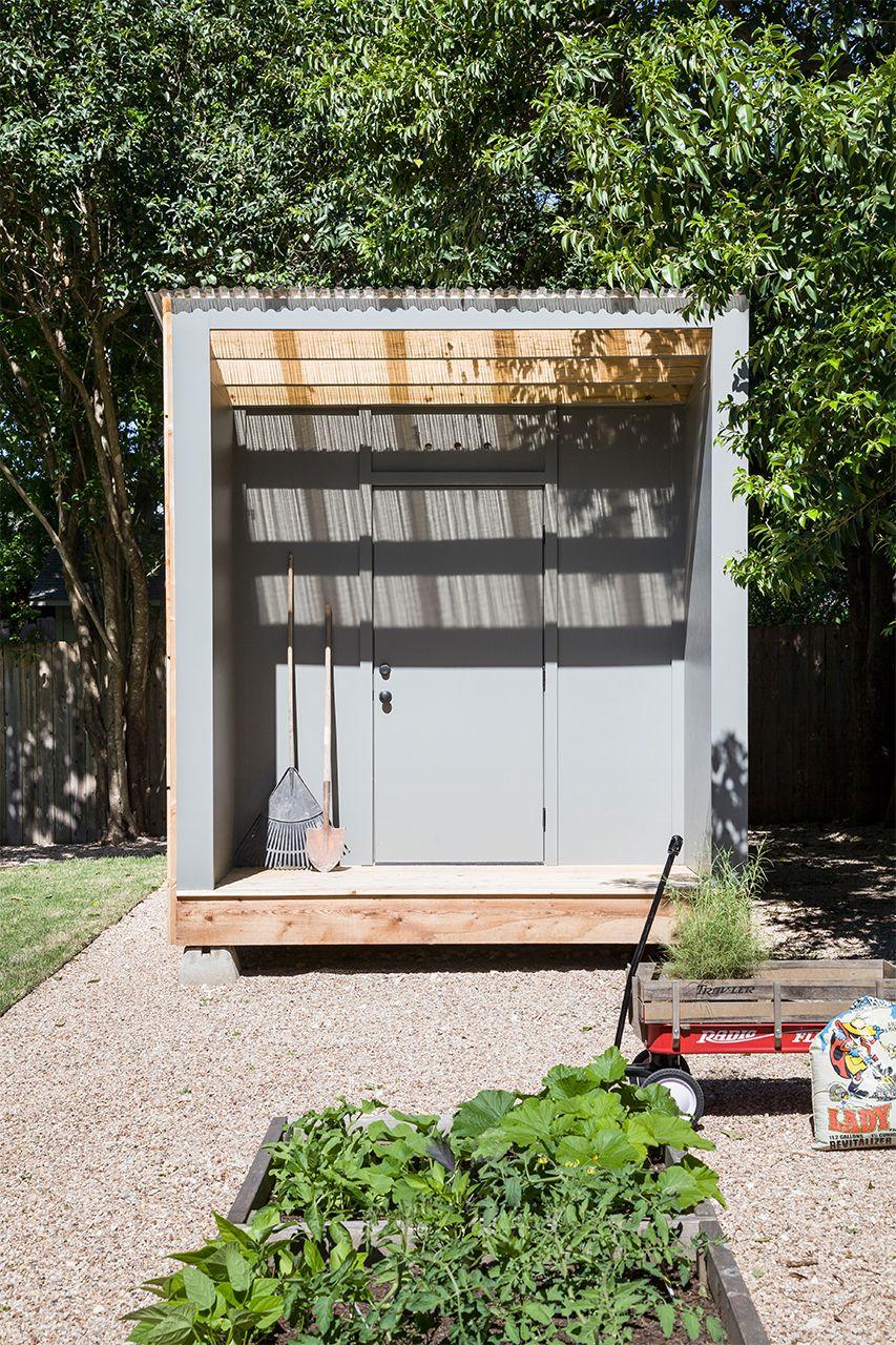 Modern Studio Shed in Austin, TX