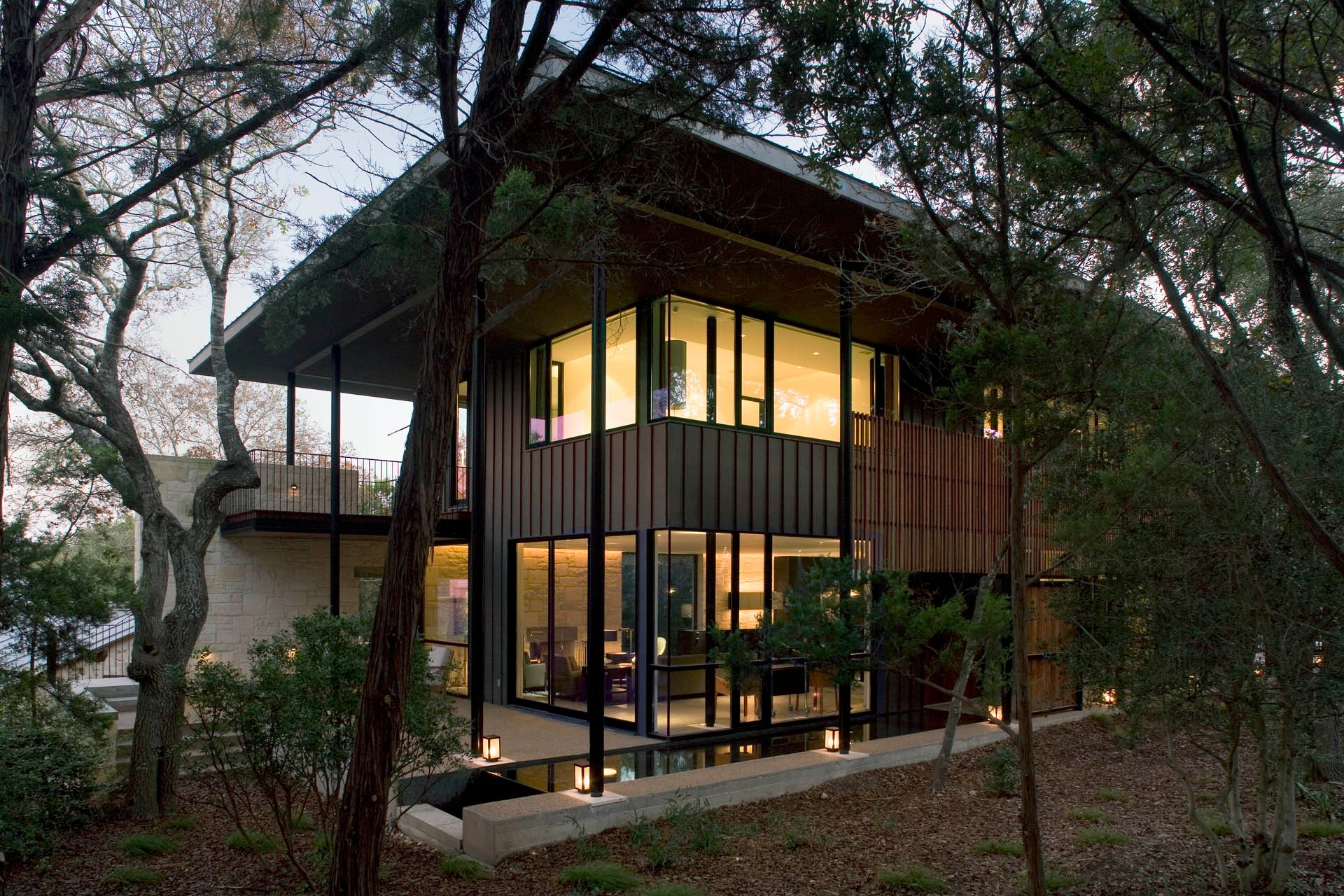 Modern Home Architects in Austin