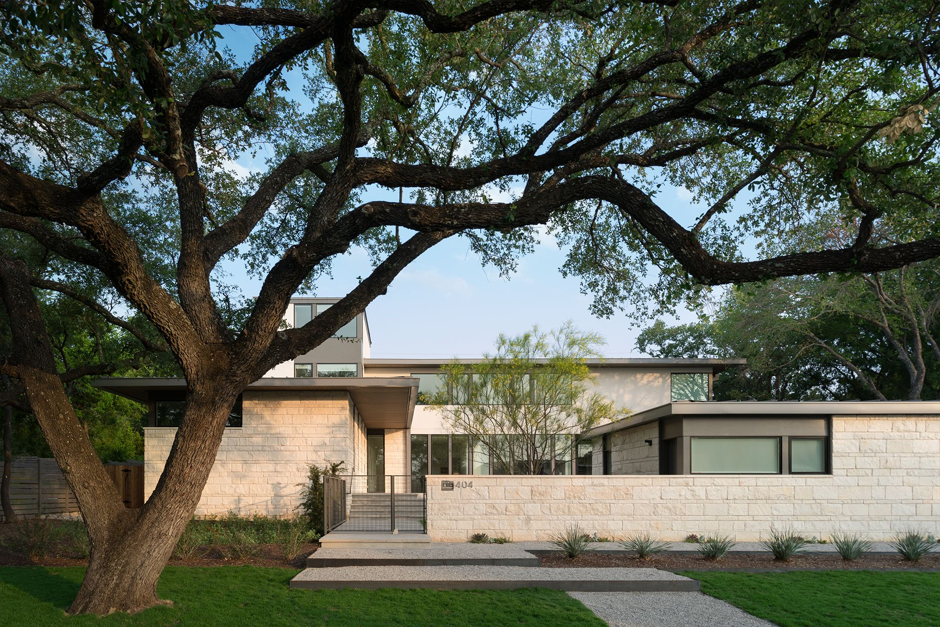 Ultra Modern House Design in Austin, TX