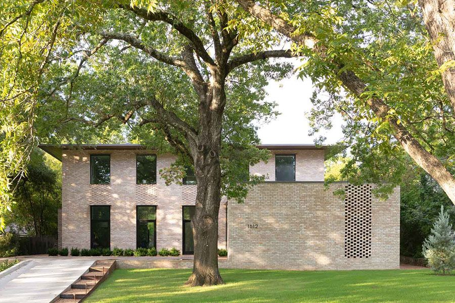 High End Home Architecture in Austin, Texas