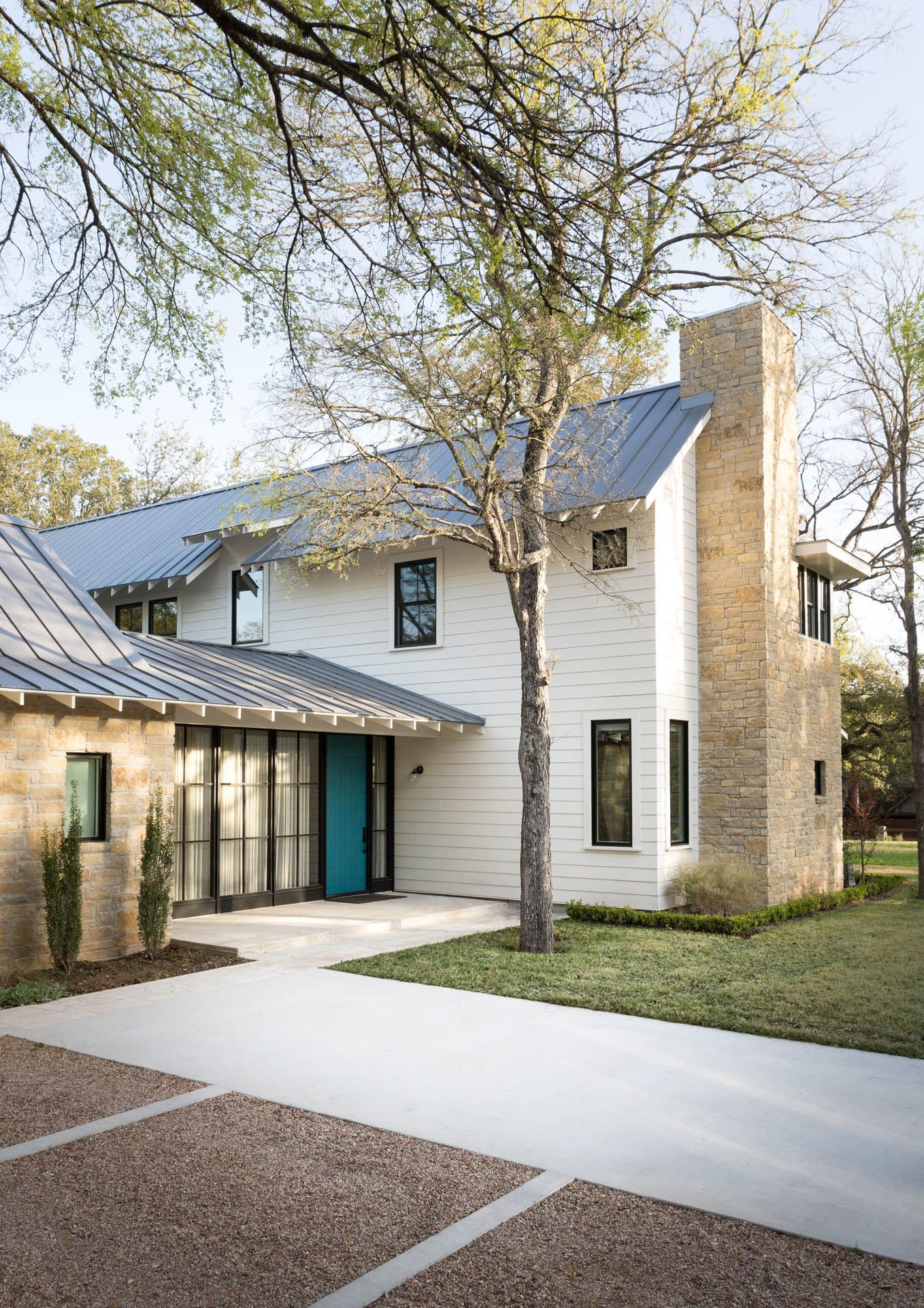 Austin, TX Modern Farmhouse Design