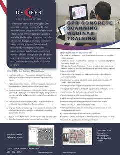 GPR Webinar Training