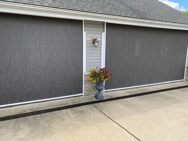 Privacy in your garage