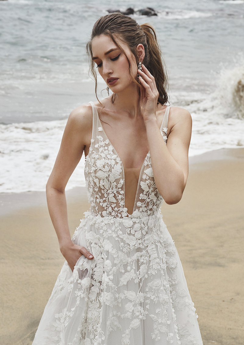 Wedding dresses in Austin, Texas - Blue Bridal Boutique of ...