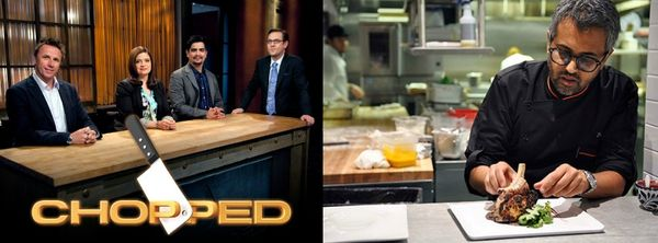 On Chopped season 17, episode 1