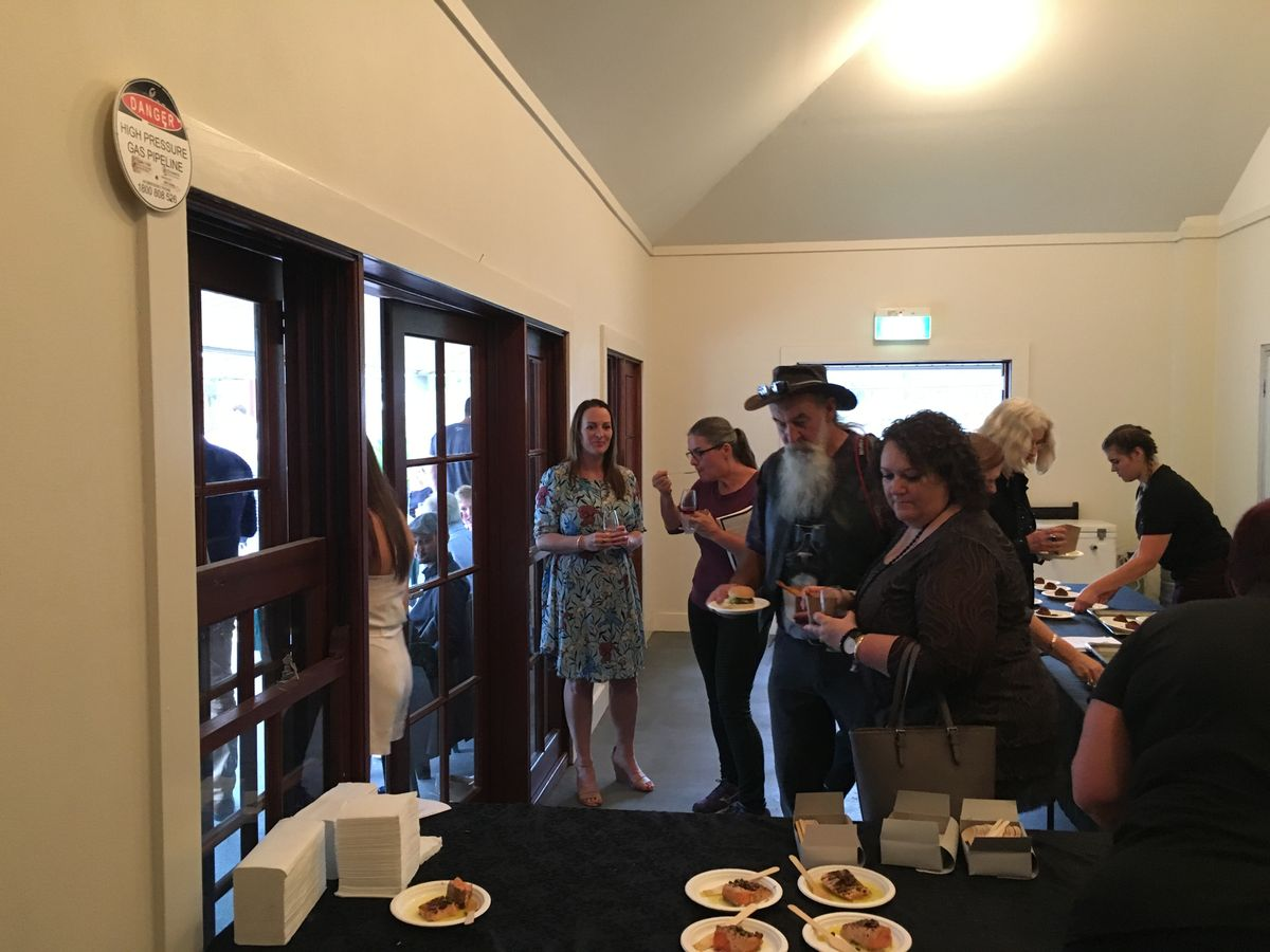 Wine release event for Piggs Peak Winery, Hunter Valley, Australia
