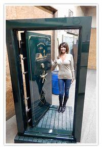 Magnum Extreme Deluxe Vault Door