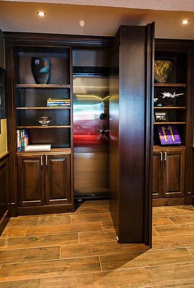 Bookcase Vault Door.JPG