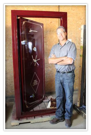 Custom And Stock Vault Door And Gun Safe Photo Gallery