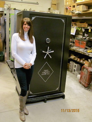 Vault doors for shelters and safe rooms made in USA