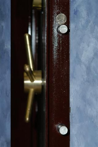 Vault Door Side Handle