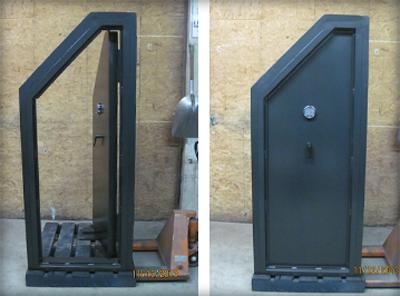 Custom Vault Door