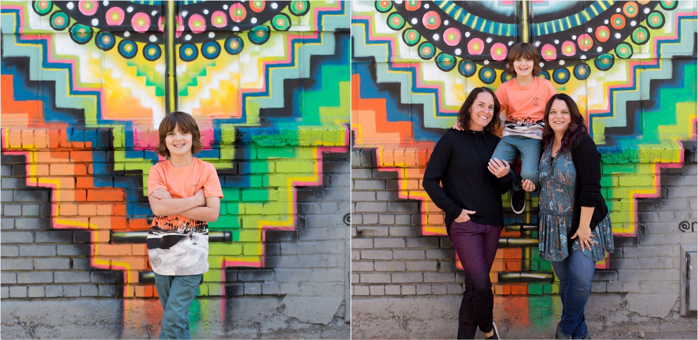 Lesbian-family-photo-shoot-in-rino-denver-colorado-002