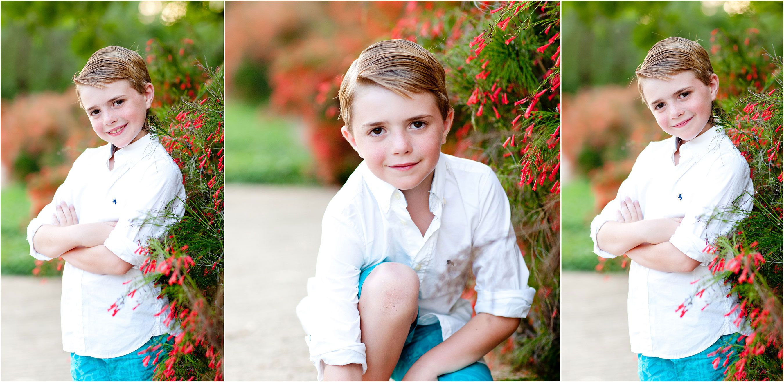 Mexico-children-portrait-session-on-the-beach-surrounded-by-flowers-0003