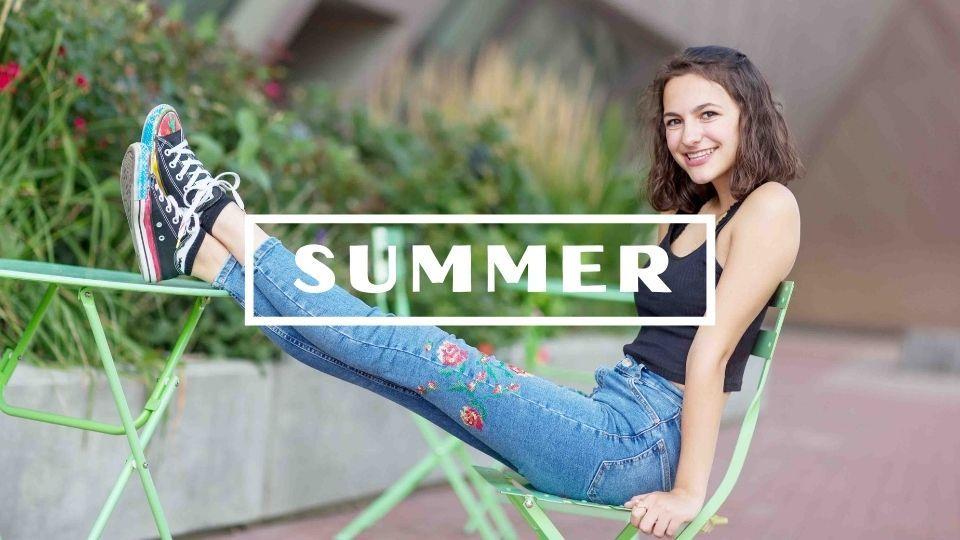 Summer 2021:  June - August