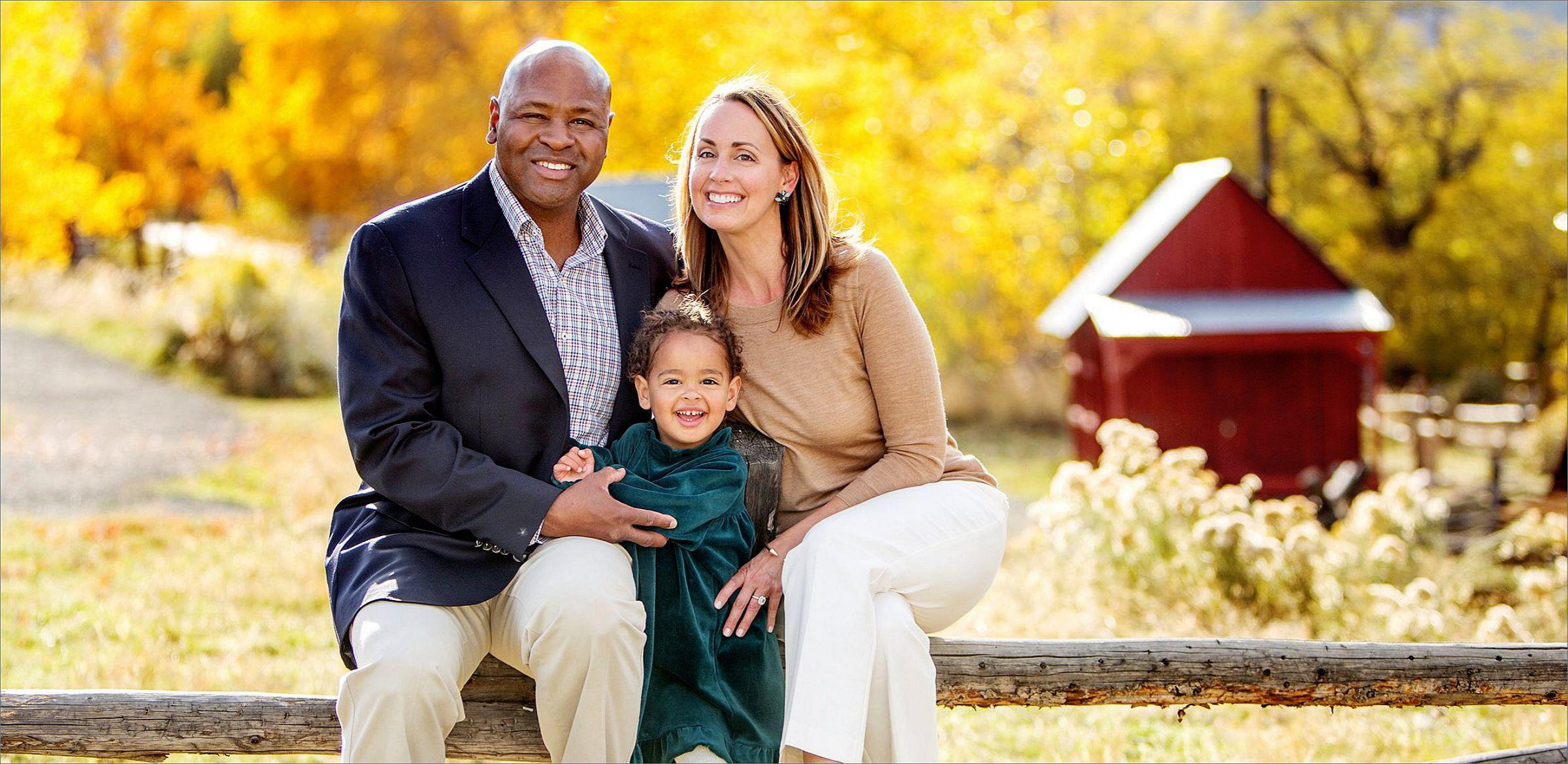 Golden Family Photoshoot