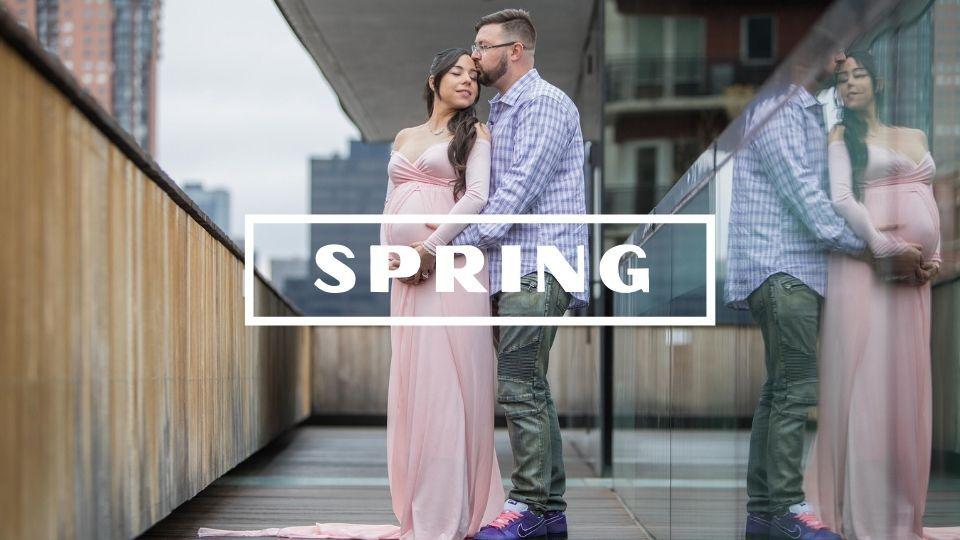 Spring 2021:  April - June