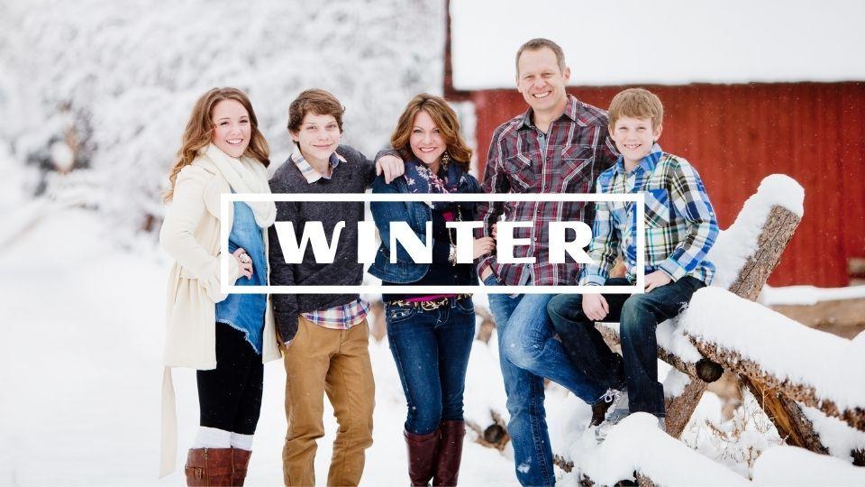 Winter 2021/2022:  November - March