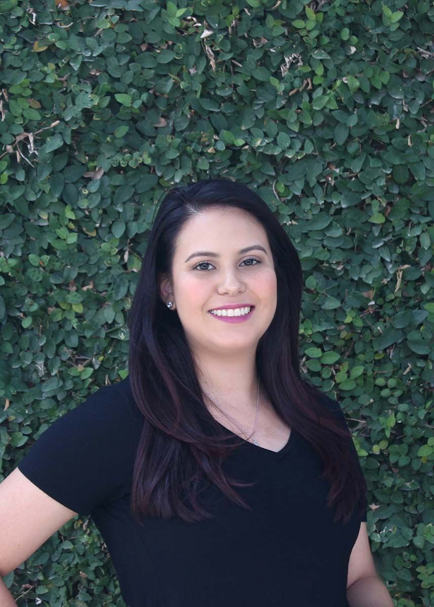 Cindy Saucedo, Senior Stylist