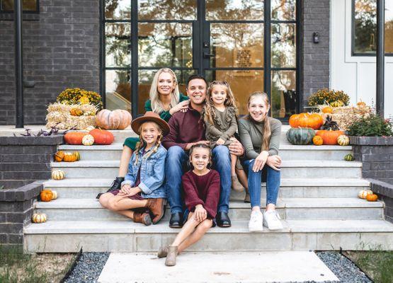 Allstate Paul G family pic front door.jpg