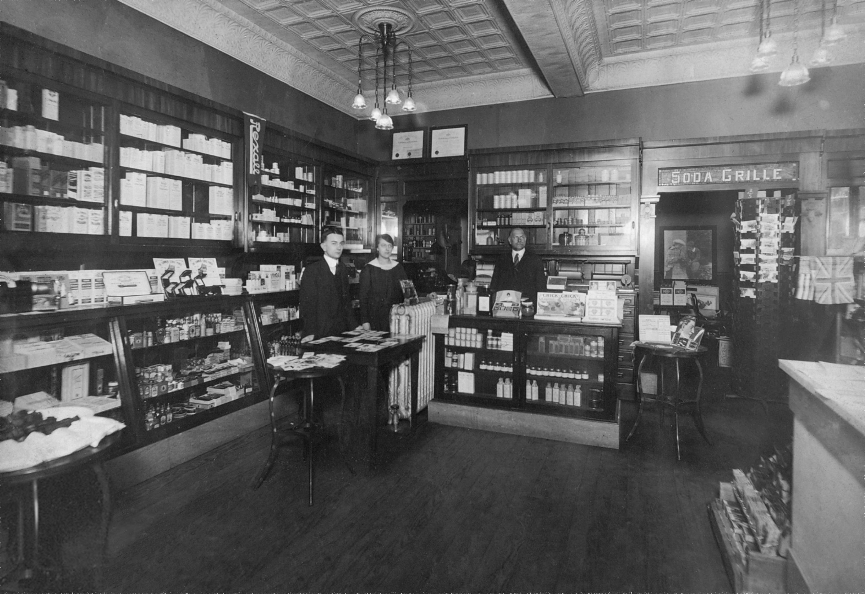 Stauffer's Drug Store