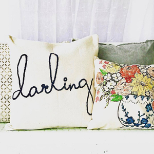 This Darling pillow has been taking over Instagram and we are 😍😍. We have these in stock at Rose Drug!.jpg