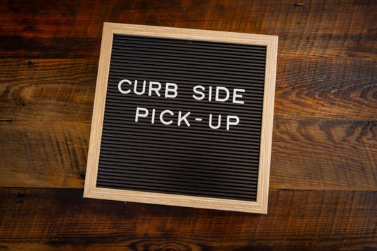 Curb Side Pick Up