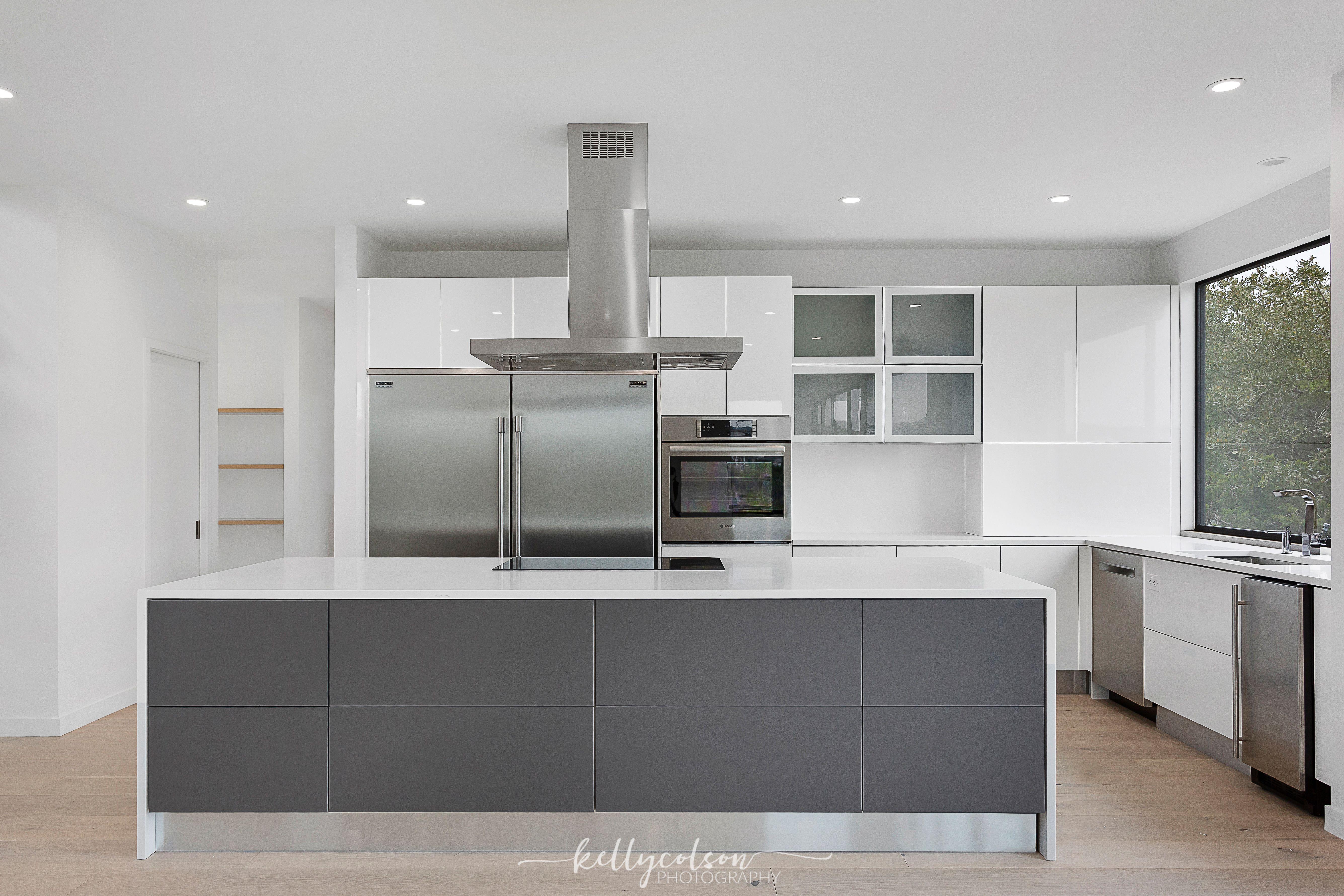 Contemporary New Construction Custom Home