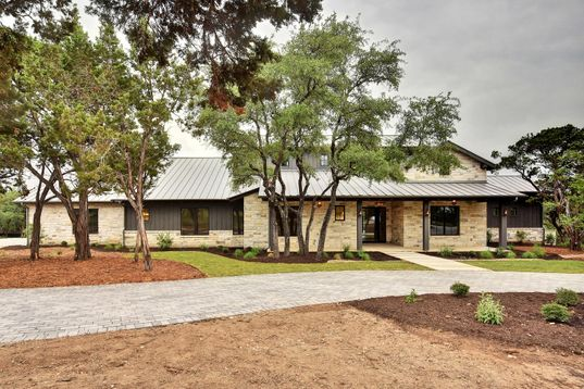 Hill Country New Construction Home