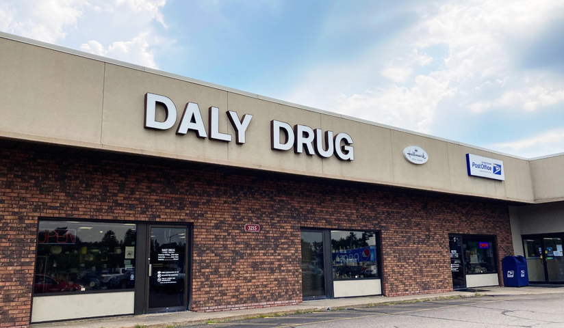 WELCOME TO DALY DRUG