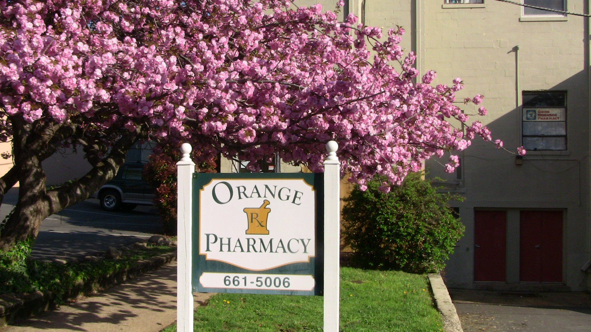 Welcome To Orange Pharmacy