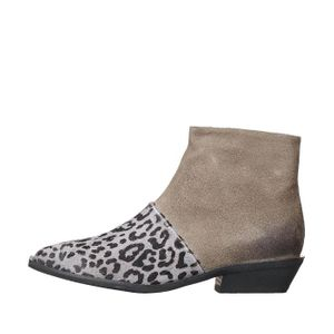 Antelope 'Jungle Block' Bootie