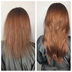 DANIELLE HAIR EXTENSION RED HEAD.JPG