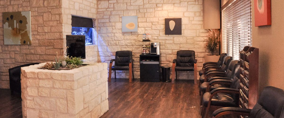 Inside Our Dentist Office