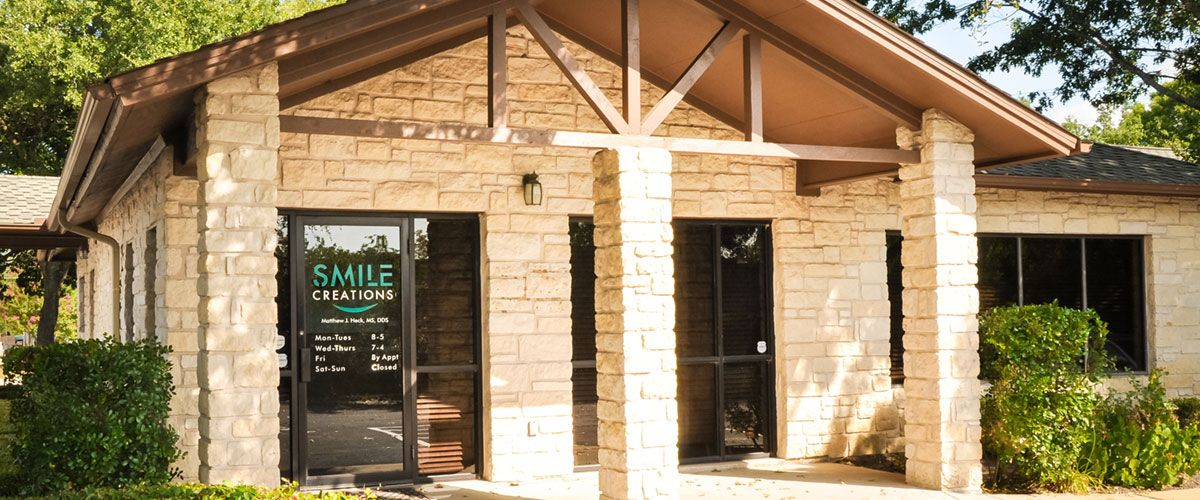 Smile Creations Austin Dentist Office