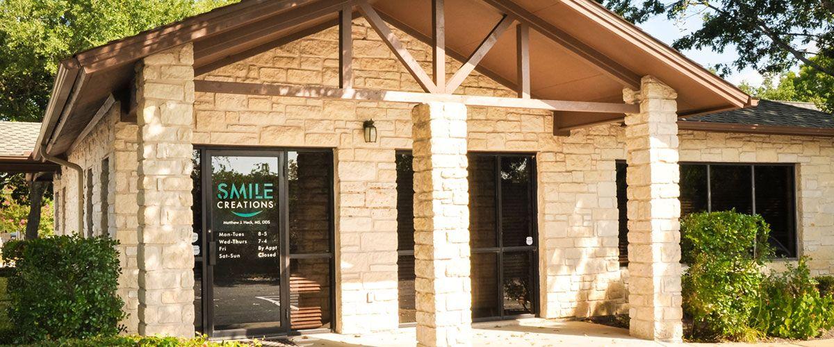 Smile Creations Austin Dentist Office