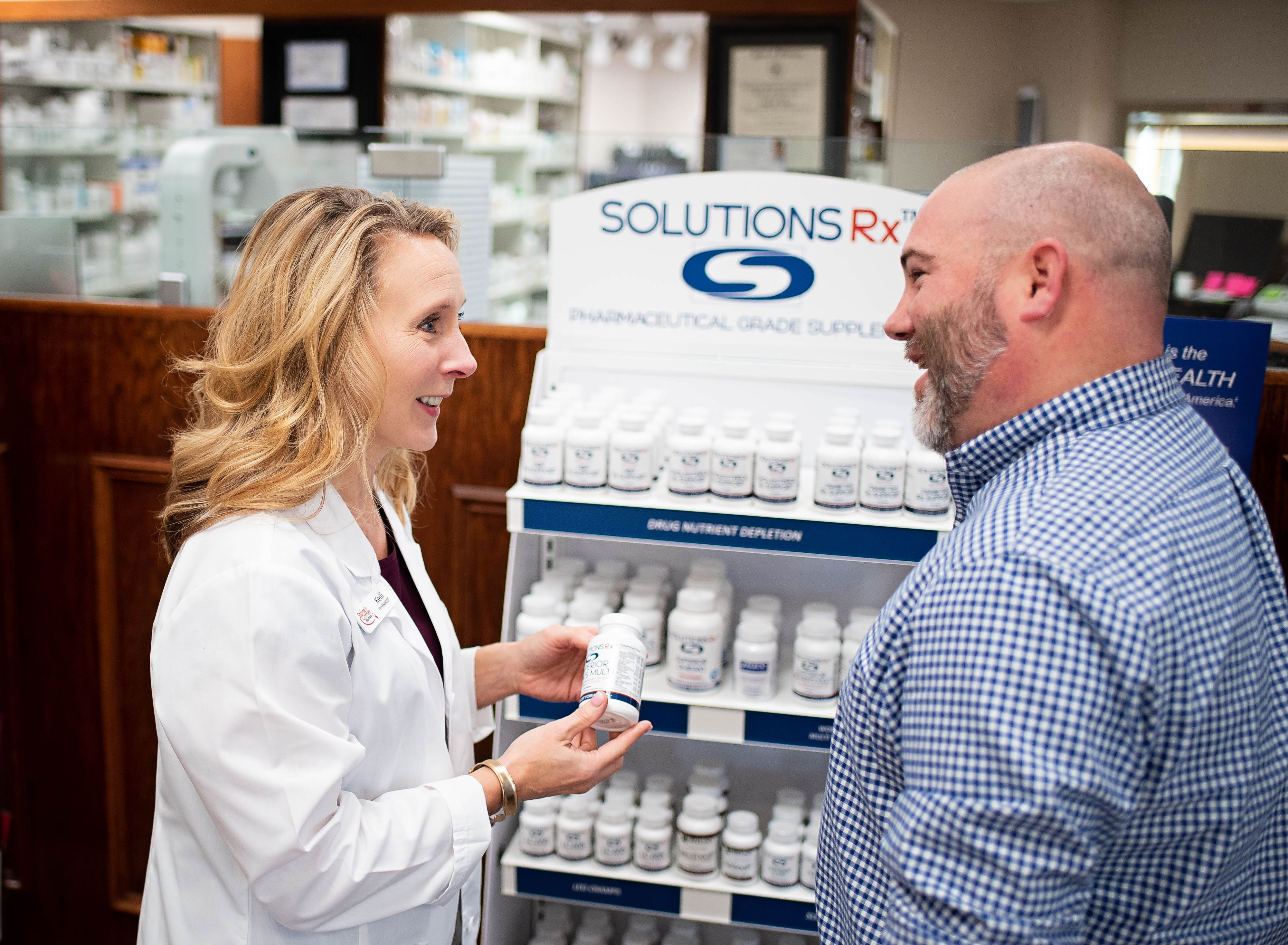 Welcome To Stone's Corner Pharmacy