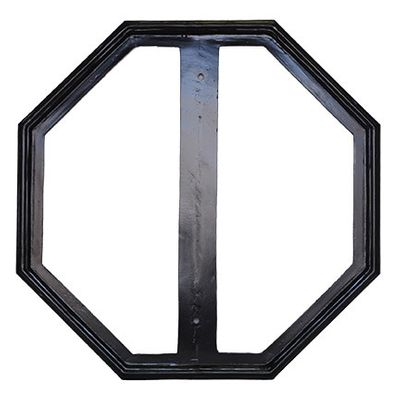 Decorative Stop Sign Frame