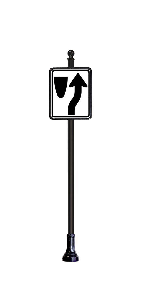 Decorative Traffic Sign