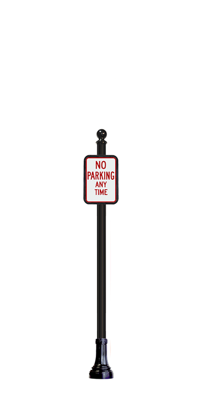 Decorative Parking Sign
