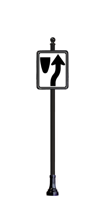 Decorative Traffic Sign