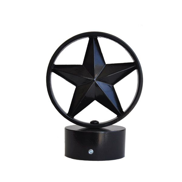 3 Inch Star for Decorative Street Sign Posts