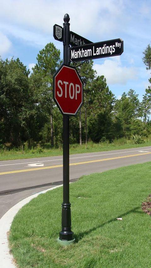 Custom Aluminum Street Signs