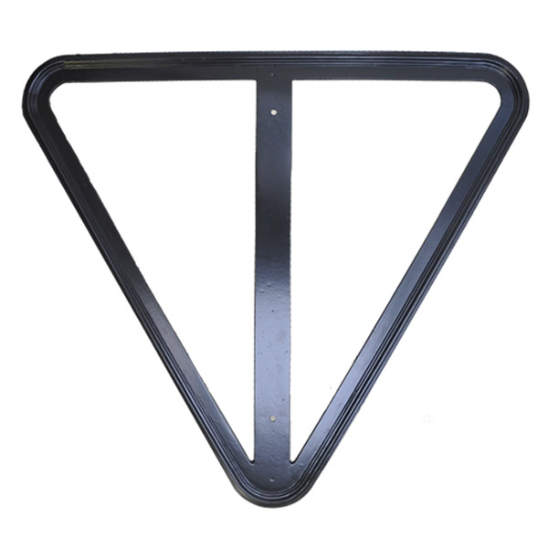 "Traffic Sign Frame for 36"" Yield Sign"