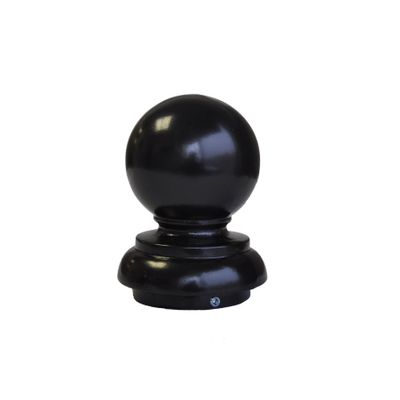 Decorative Street Sign Ball Finial
