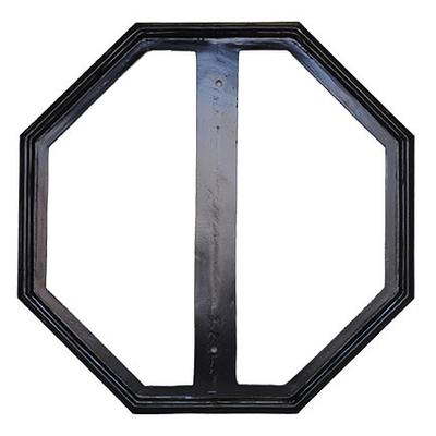 Stop Sign Frame