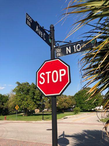 Fort Pierce Standard signs.jpg