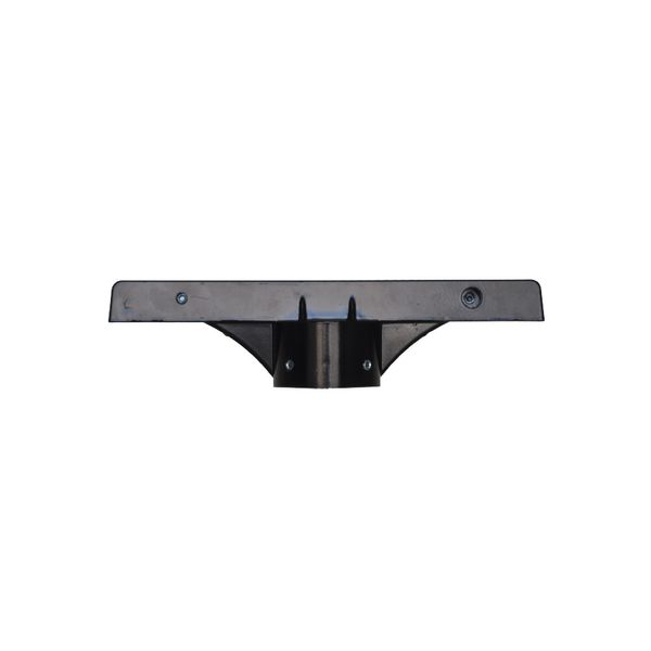 Black Metal Decorative Street Sign Bracket
