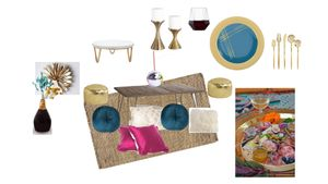 Rhiannon Pop Up Picnic Package Components
