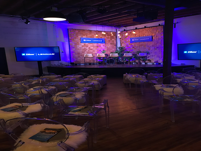 event space planning
